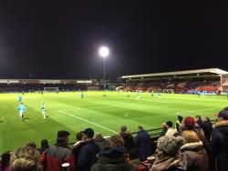 An image of Bootham Crescent uploaded by denboy62