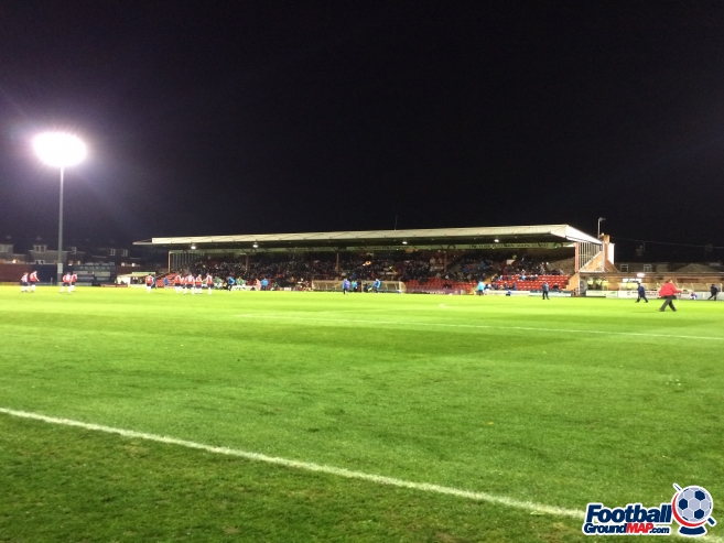A photo of Bootham Crescent uploaded by denboy62