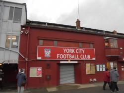 An image of Bootham Crescent uploaded by trebor
