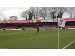 An image of Bootham Crescent uploaded by phibar