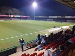 An image of Bootham Crescent uploaded by rampage