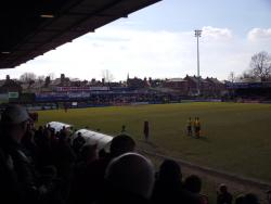 An image of Bootham Crescent uploaded by smithybridge-blue