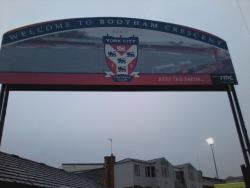 An image of Bootham Crescent uploaded by derek-hart