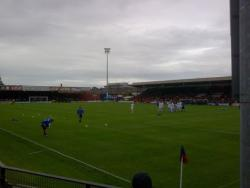 An image of Bootham Crescent uploaded by facebook-user-54167