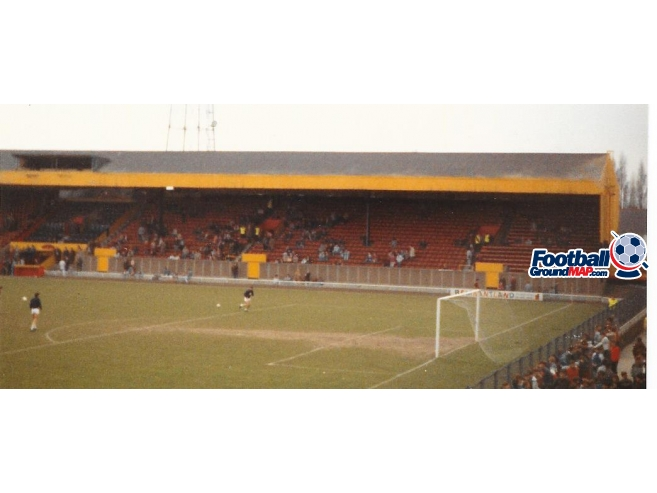 A photo of Boothferry Park uploaded by rampage