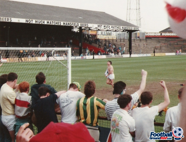 A photo of Boothferry Park uploaded by facebook-user-98487