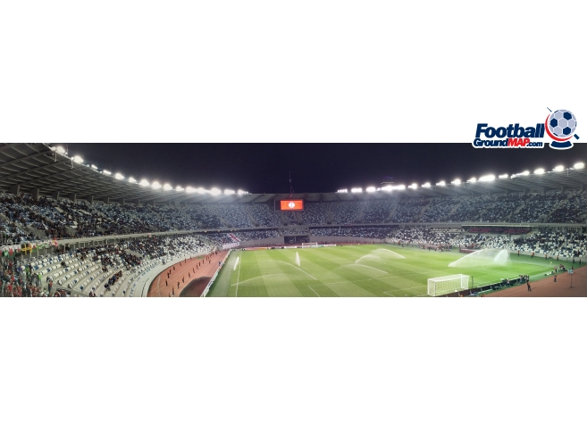 A photo of Boris Paichadze Dinamo Arena uploaded by paulgriffiths