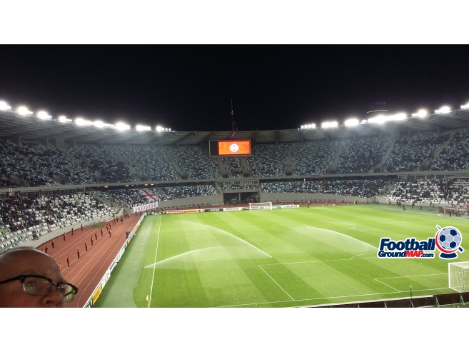 A photo of Boris Paichadze Dinamo Arena uploaded by paulgriffiths