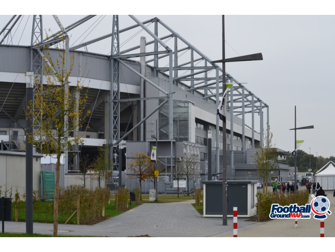 A photo of Borussia-Park uploaded by andy-s