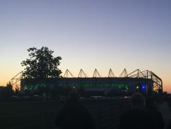 An image of Borussia-Park uploaded by rangerooney