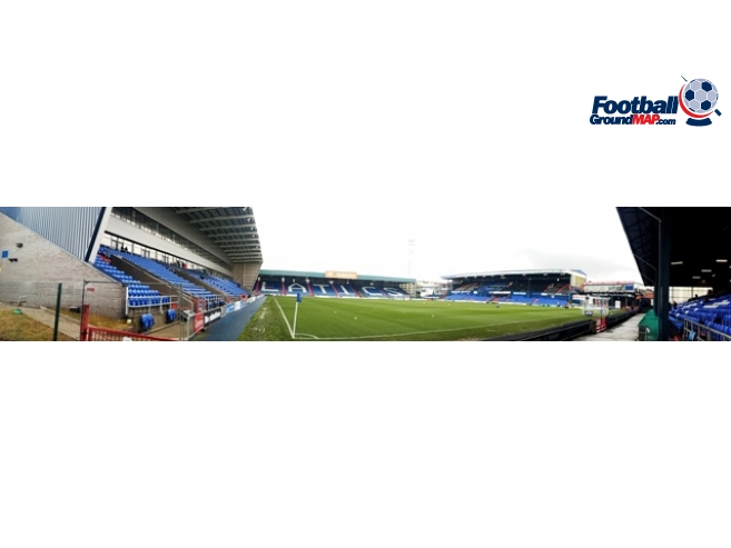 A photo of Boundary Park (SportsDirect.com Park) uploaded by oldboy