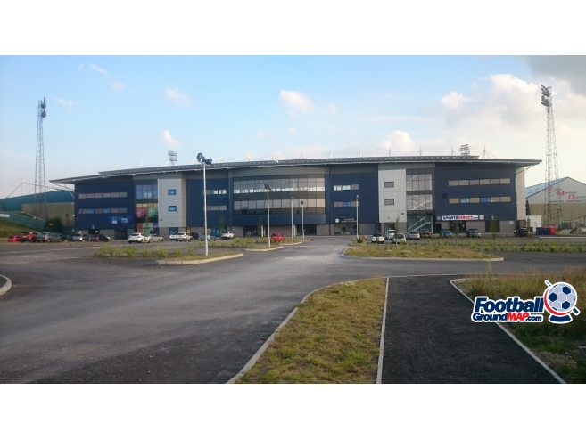 A photo of Boundary Park (SportsDirect.com Park) uploaded by biscuitman88