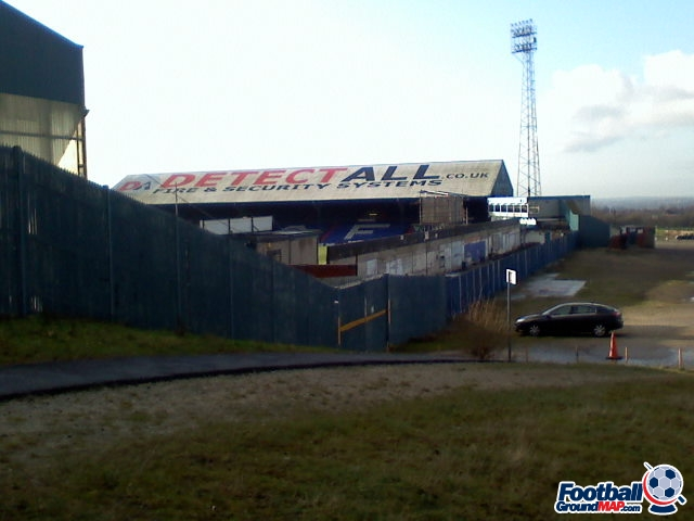 A photo of Boundary Park (SportsDirect.com Park) uploaded by facebook-user-90348