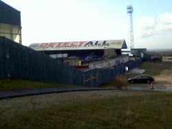 An image of Boundary Park (SportsDirect.com Park) uploaded by facebook-user-90348