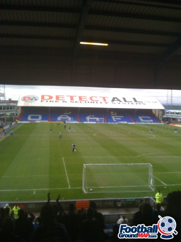 A photo of Boundary Park (SportsDirect.com Park) uploaded by facebook-user-87060