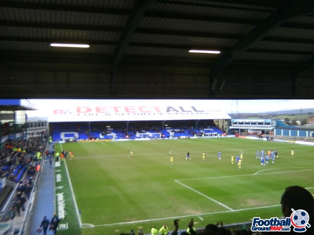 A photo of Boundary Park (SportsDirect.com Park) uploaded by facebook-user-92338