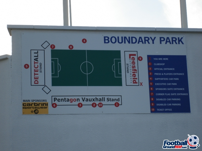 A photo of Boundary Park (SportsDirect.com Park) uploaded by saintshrew