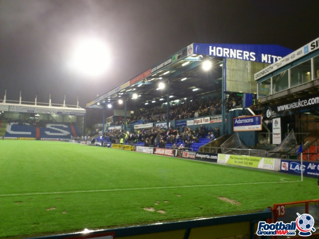 A photo of Boundary Park (SportsDirect.com Park) uploaded by facebook-user-46612