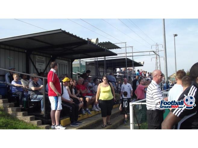 A photo of Boundary Stadium uploaded by davielaird