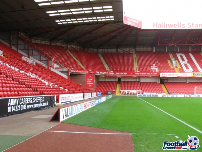 A photo of Bramall Lane uploaded by stuff10