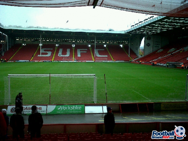 A photo of Bramall Lane uploaded by chloee165