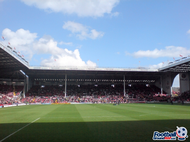 A photo of Bramall Lane uploaded by facebook-user-90651