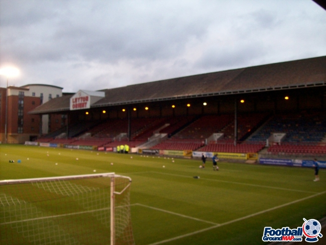 A photo of Brisbane Road (Breyer Group Stadium) uploaded by chunk9