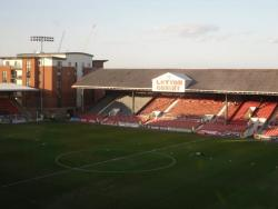 An image of Brisbane Road (Breyer Group Stadium) uploaded by carly