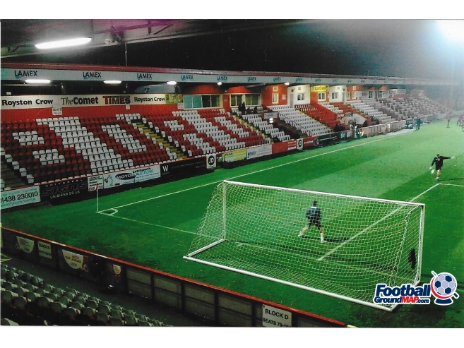 A photo of Broadhall Way (Lamex Stadium) uploaded by rampage