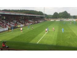 An image of Broadhall Way (Lamex Stadium) uploaded by alexcraiggroundhop