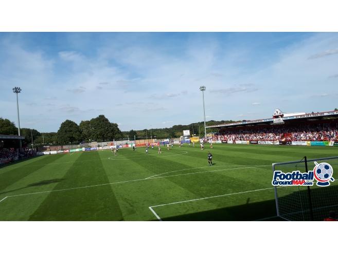 Broadhall Way (Lamex Stadium)