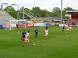 An image of Broadhall Way (Lamex Stadium) uploaded by petrovic80