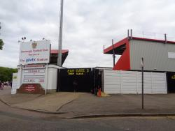 Broadhall Way (Lamex Stadium)