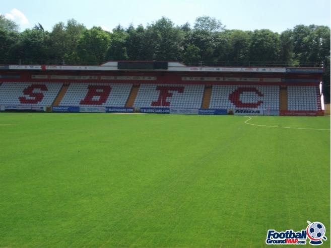 A photo of Broadhall Way (Lamex Stadium) uploaded by walkerboii