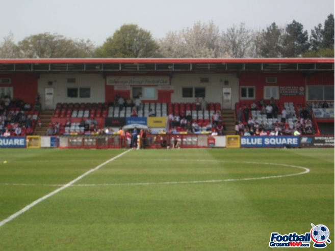 A photo of Broadhall Way (Lamex Stadium) uploaded by walkerboii