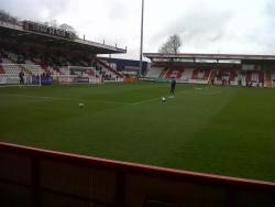 An image of Broadhall Way (Lamex Stadium) uploaded by sfc161