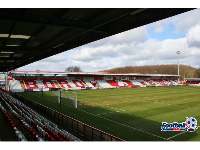 A photo of Broadhall Way (Lamex Stadium) uploaded by johnwickenden