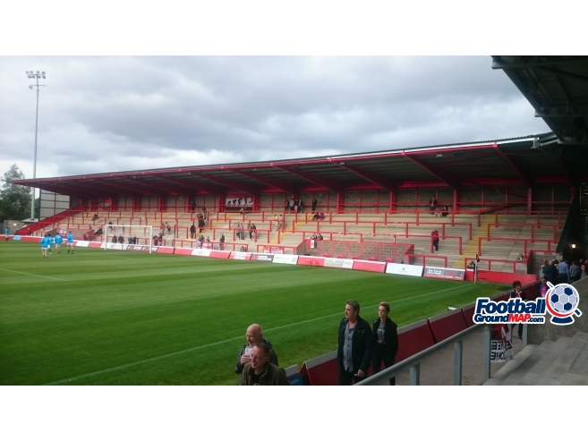 A photo of Broadhurst Park uploaded by biscuitman88