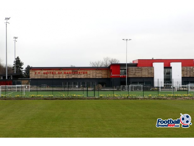 A photo of Broadhurst Park uploaded by mickthered