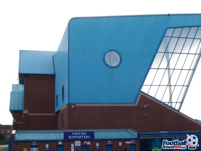 A photo of Brunton Park uploaded by chunk9