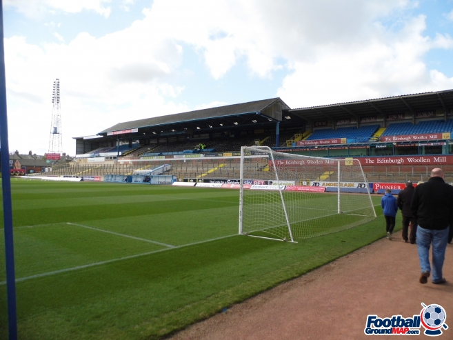 A photo of Brunton Park uploaded by 36niltv