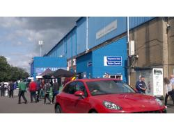 An image of Brunton Park uploaded by phibar