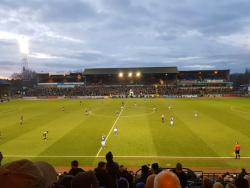 An image of Brunton Park uploaded by oldboy