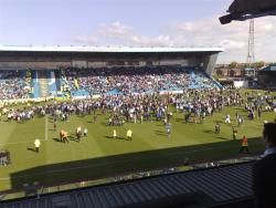 An image of Brunton Park uploaded by wwwmarkleycouk