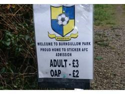 Burngullow Park