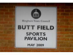 Butt Field