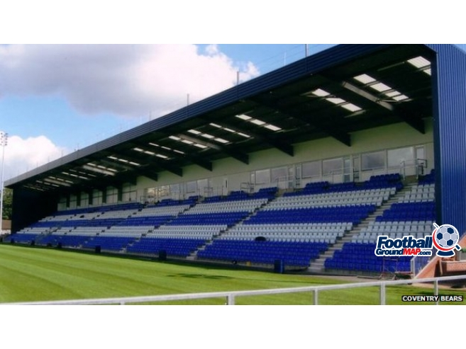 A photo of Butts Park Arena uploaded by alexcraiggroundhop
