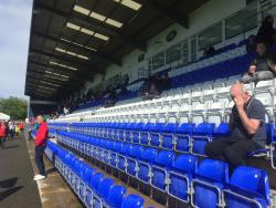 An image of Butts Park Arena uploaded by alexcraiggroundhop