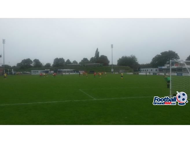 A photo of Butts Park Arena uploaded by antonyevans1