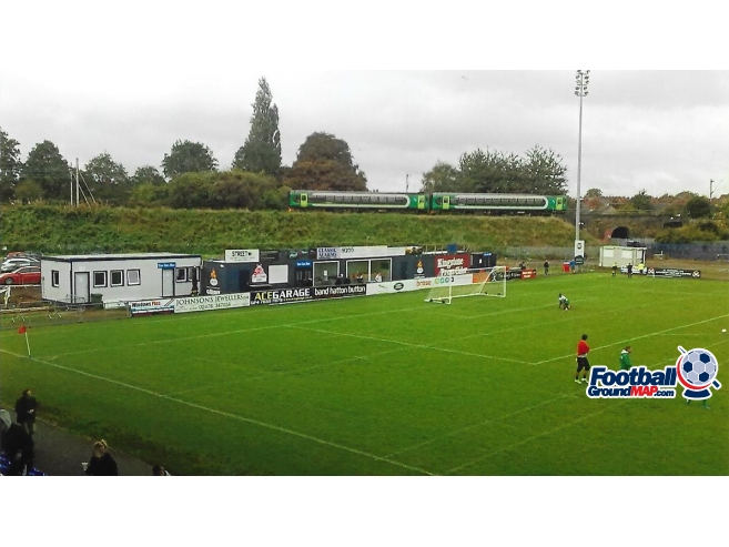 A photo of Butts Park Arena uploaded by rampage